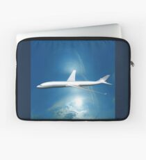 Dream Liner in the Sky Laptop Sleeve