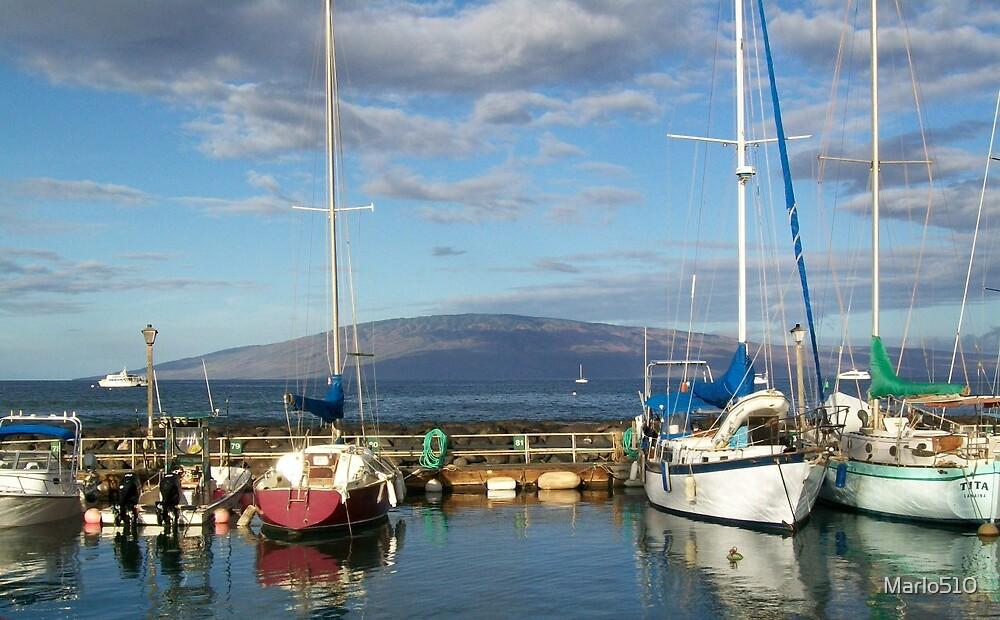 Lahania Harbor by Marlo510