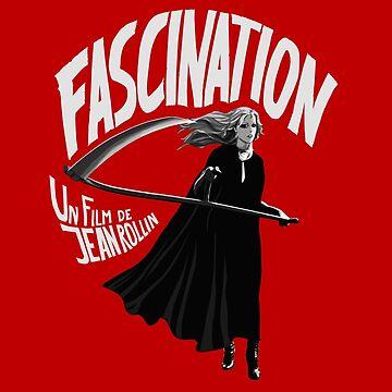 Fascination - Jean Rollin by adriangemmel