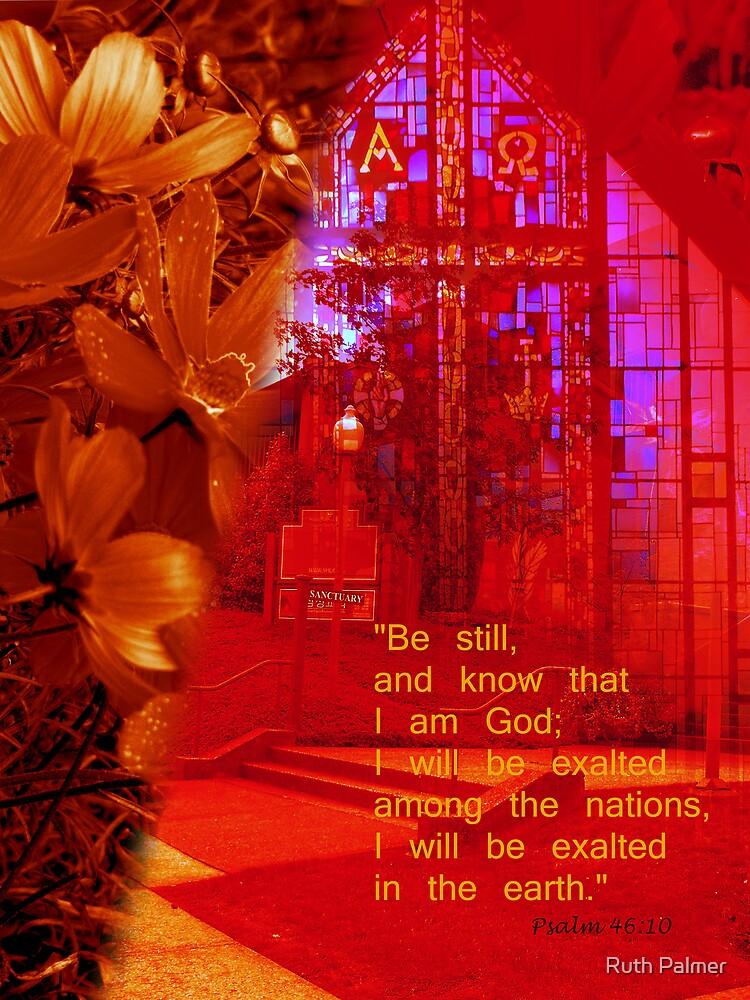 Be Still by Ruth Palmer