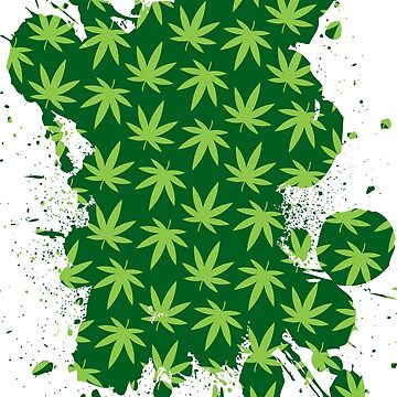 Leaf Pattern by Bethany-Bailey