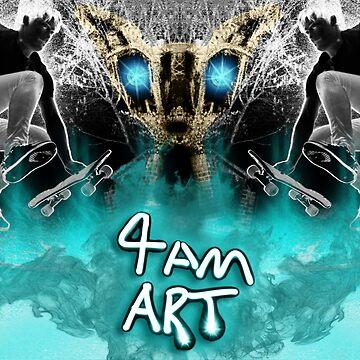 4am art by Georgekaye