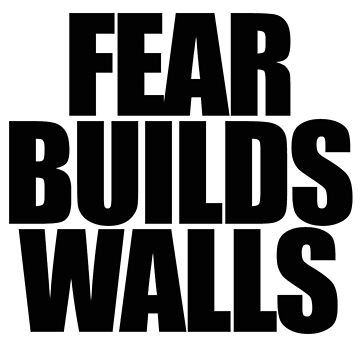 Fear Builds Walls by ccuk66