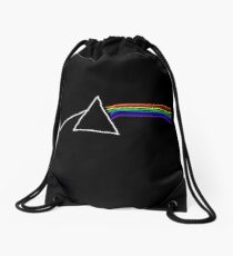 Dark Side Of The Moon Drawstring Bag