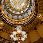 USA. Colorado. Denver. State Capitol. Dome. by vadim19