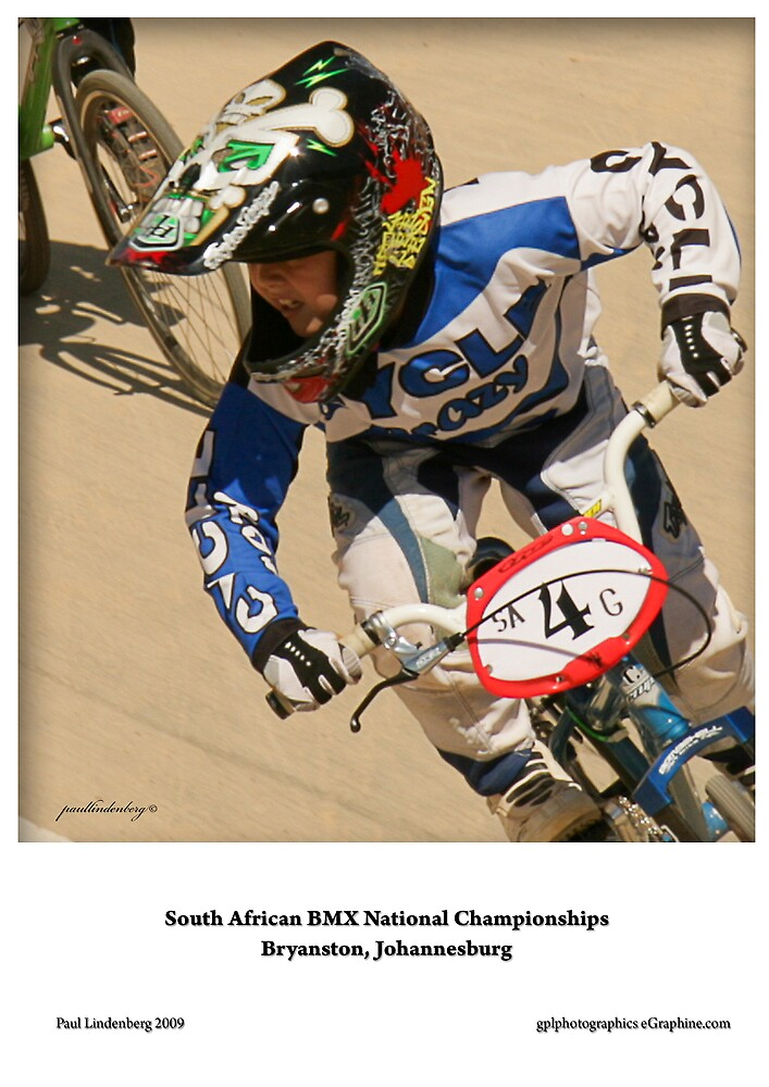 BMX National Championships by Paul Lindenberg