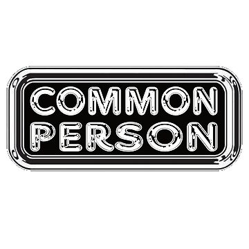 Common People by DedEye