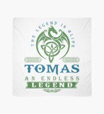Legend T-shirt - Legend Shirt - Legend Tee - TOMAS An Endless Legend Scarf