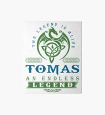 Legend T-shirt - Legend Shirt - Legend Tee - TOMAS An Endless Legend Art Board
