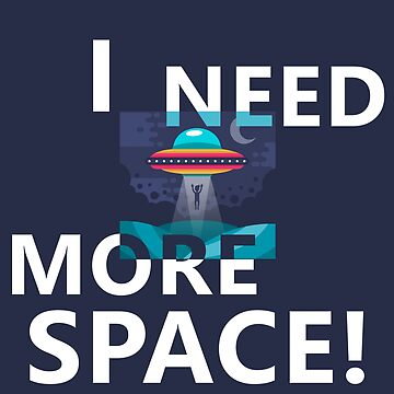 I NEED MORE SPACE by omar77