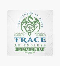 Legend T-shirt - Legend Shirt - Legend Tee - TRACE An Endless Legend Scarf