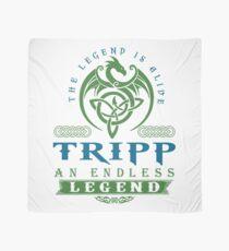 Legend T-shirt - Legend Shirt - Legend Tee - TRIPP An Endless Legend Scarf