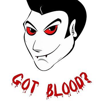 Got Blood? by miniverdesigns