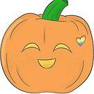 Pride Pumpkin v1 by KingSelenus