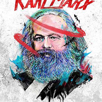 Karl Marx Superstar V01 by Lidra