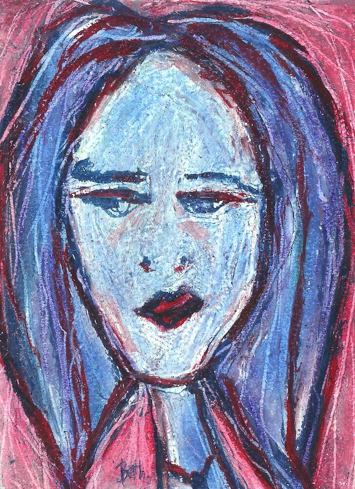 'Train Women Series' 03 by aloeART