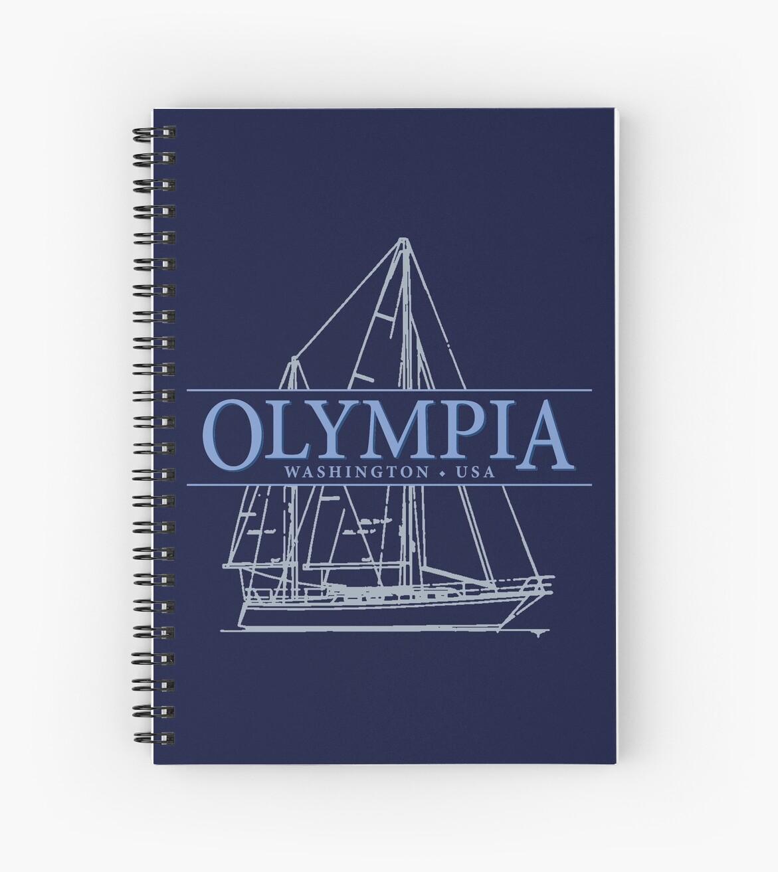 Olympia Washington Segeln von Futurebeachbum