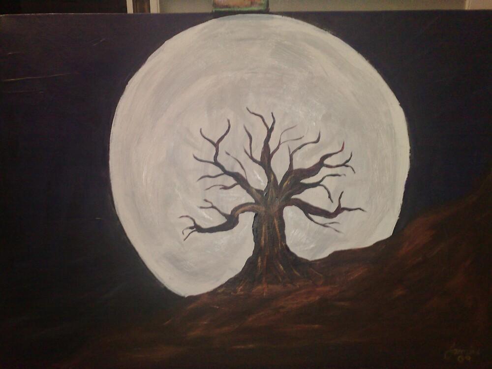 Moonlight Serenade by Jasmine Corvi