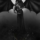 Dress of Embers by Dark-Beautiful