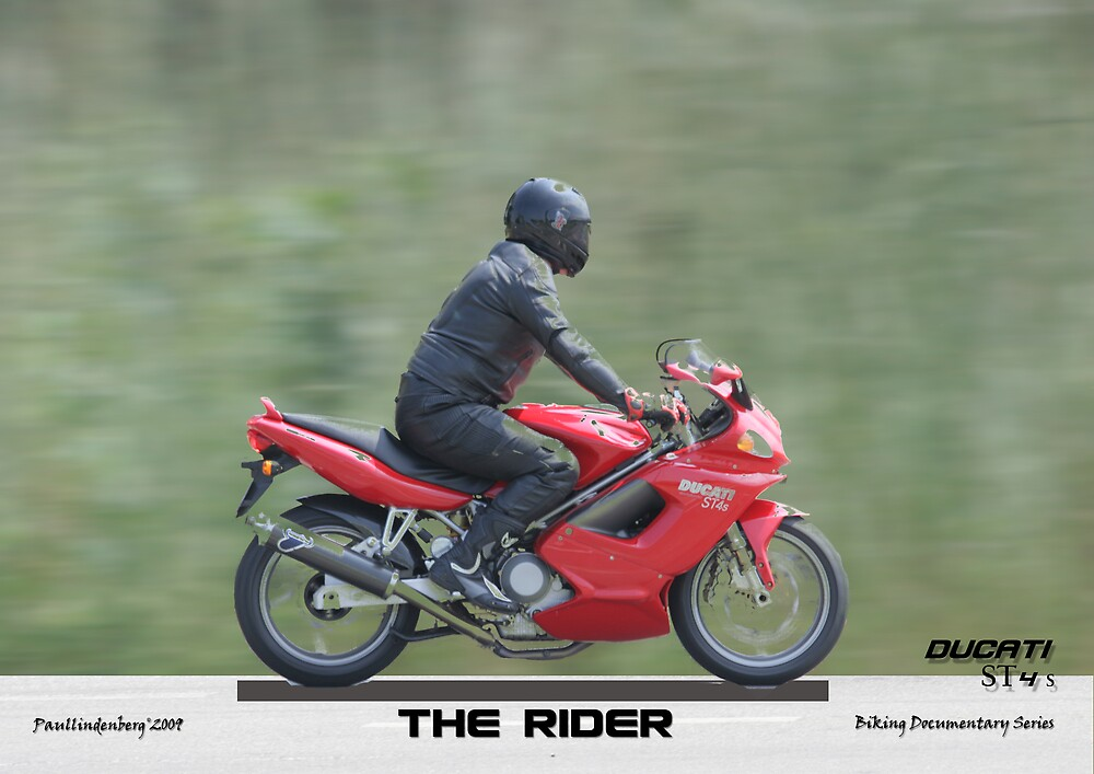The Rider by Paul Lindenberg