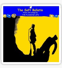 The Soft Bulletin Sticker