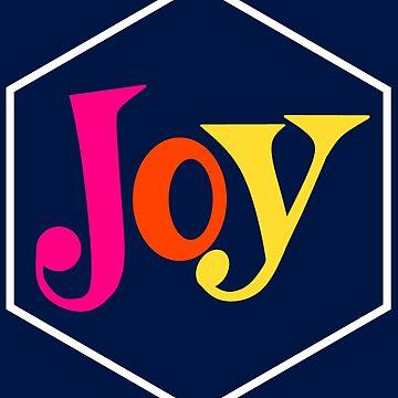 We Happy Few Joy Coloured Logo by TheDael