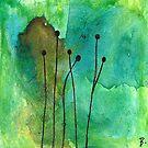 Little Trees Series 01 by aloeART
