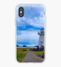 Five Islands Lighthouse iPhone Case