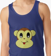 Monkey Face Tank Top