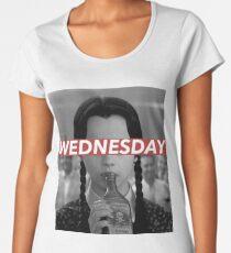 WEDNESDAY Women's Premium T-Shirt