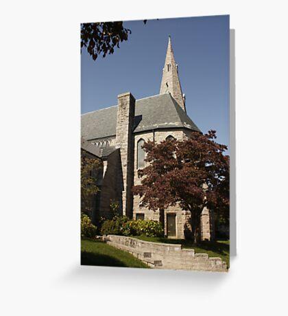 East Greenwich, Rhode Island, USA Greeting Card