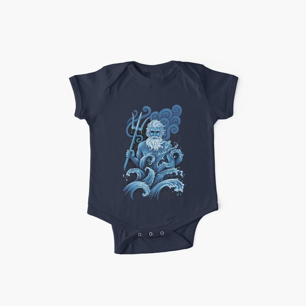 Poseidon Baby One-Piece