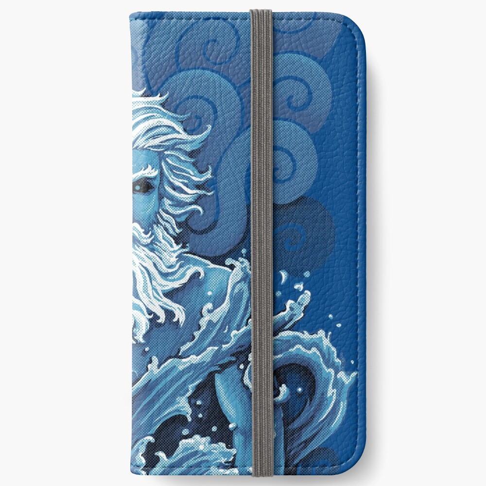Poseidon iPhone Wallet