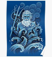 Póster Poseidón