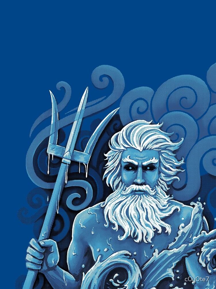 Poseidon by c0y0te7