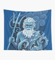 Tela decorativa Poseidón