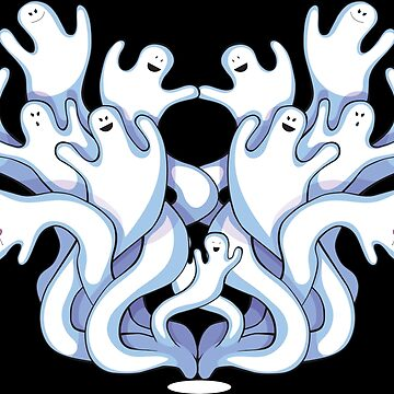 Ghosts family by emphatic