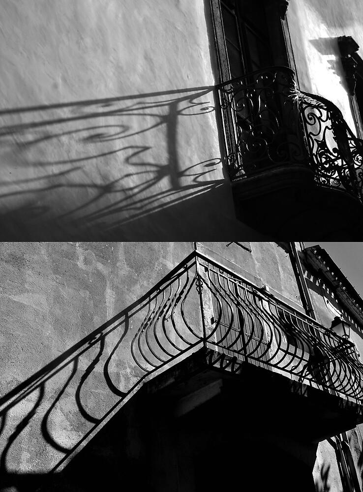Balcony Diptych by ragman
