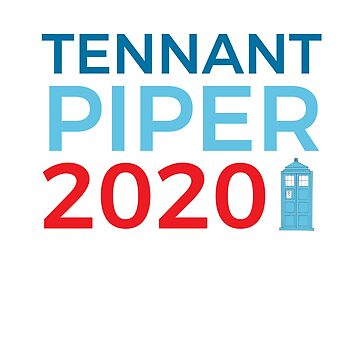 David Tennant Billie Piper / Tennant Piper 2020 / Doctor Who by nerdydesigns