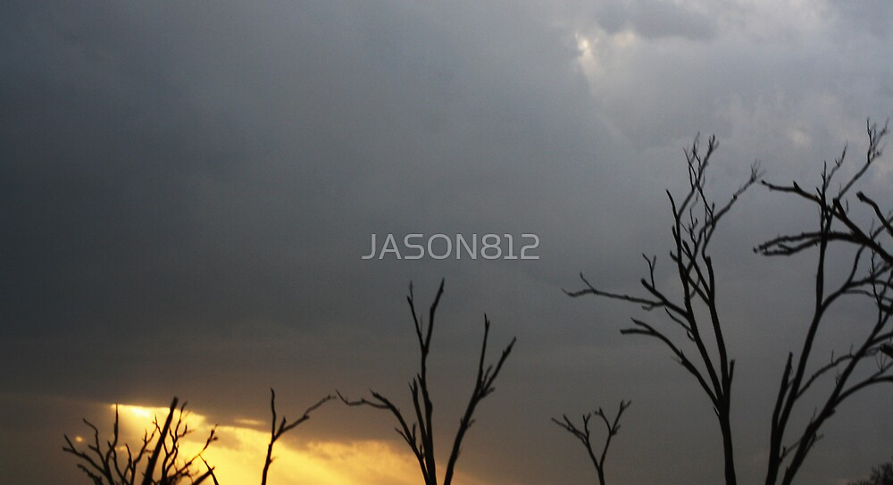 Storm In The Sticks ! by JASON812
