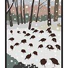 Snow Day by Caroline Barnes