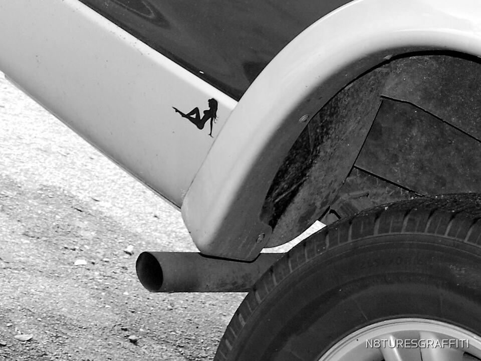 Exhaust by N8TURESGRAFFITI