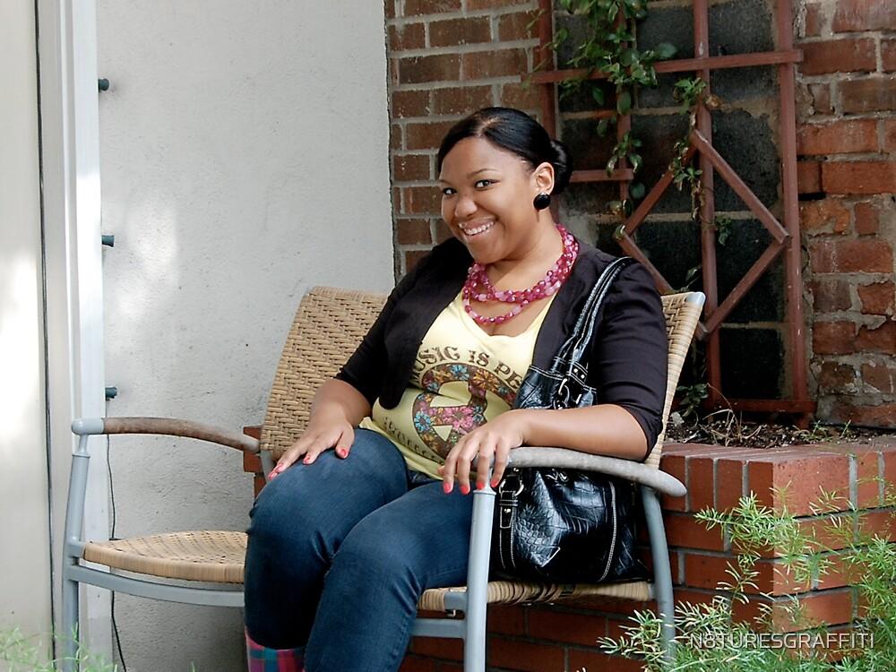 While She Waits by N8TURESGRAFFITI