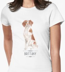 Brittany Women's Fitted T-Shirt