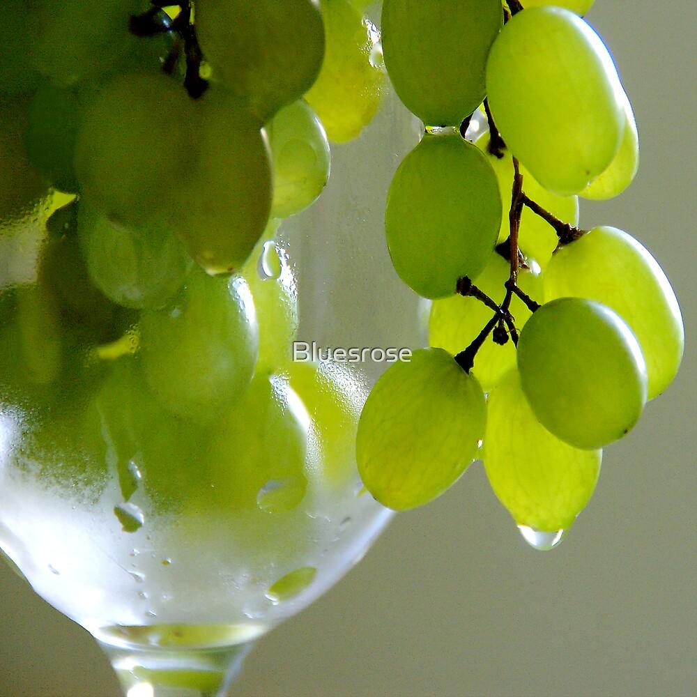 October grapes by Bluesrose