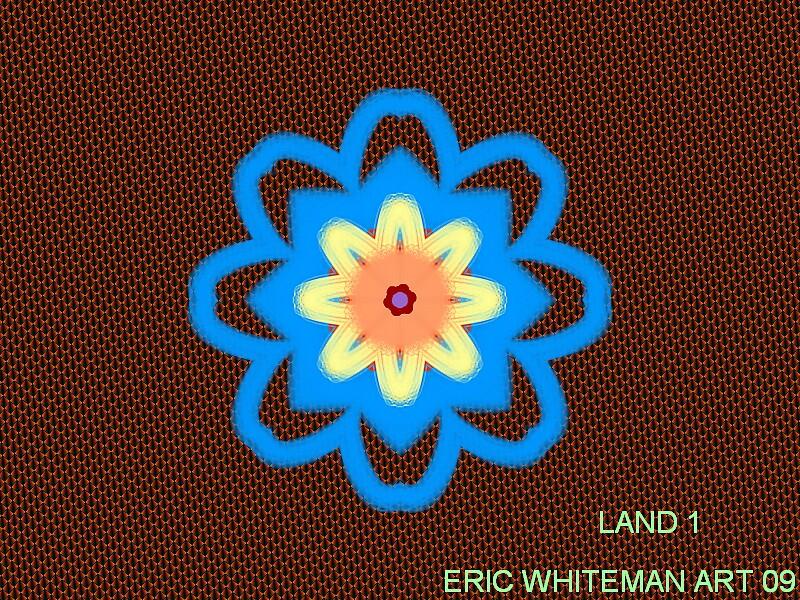 ( LAND 1 ) ERIC WHITEMAN  by ericwhiteman