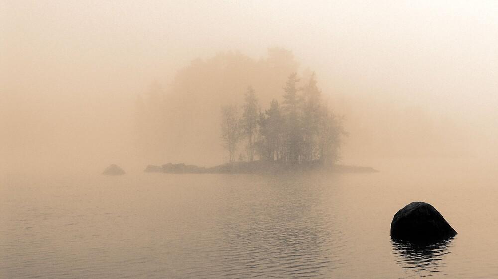 2.10.2009: Islands... Dreams... by Petri Volanen