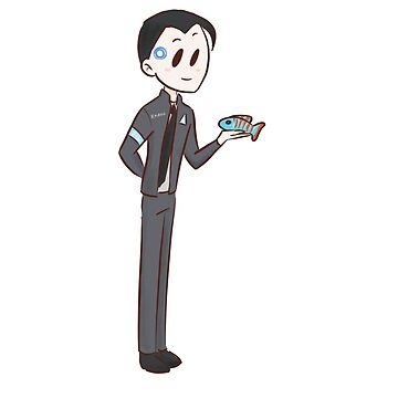 Tiny Connor by imaginativeink