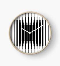 Square Lines (BLACK) Reloj