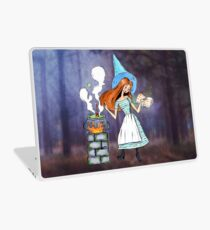 Cooking Witch Laptop Skin